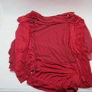 Dessy Collection Dresses - Dessy Twist Wrap Lux Twist 1 Cocktail Length Dress